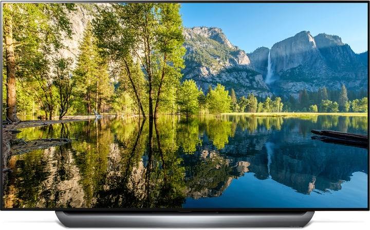 OLED77C8 195 cm TV OLED 4K Téléviseur LG 770346300000 Photo no. 1