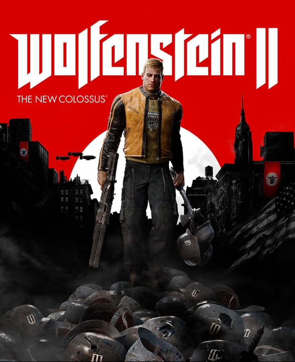 PC - Wolfenstein II: The New Colossus Download (ESD) 785300133782 N. figura 1