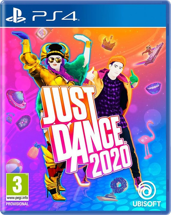 PS4 - Just Dance 2020 Box 785300145664 Bild Nr. 1