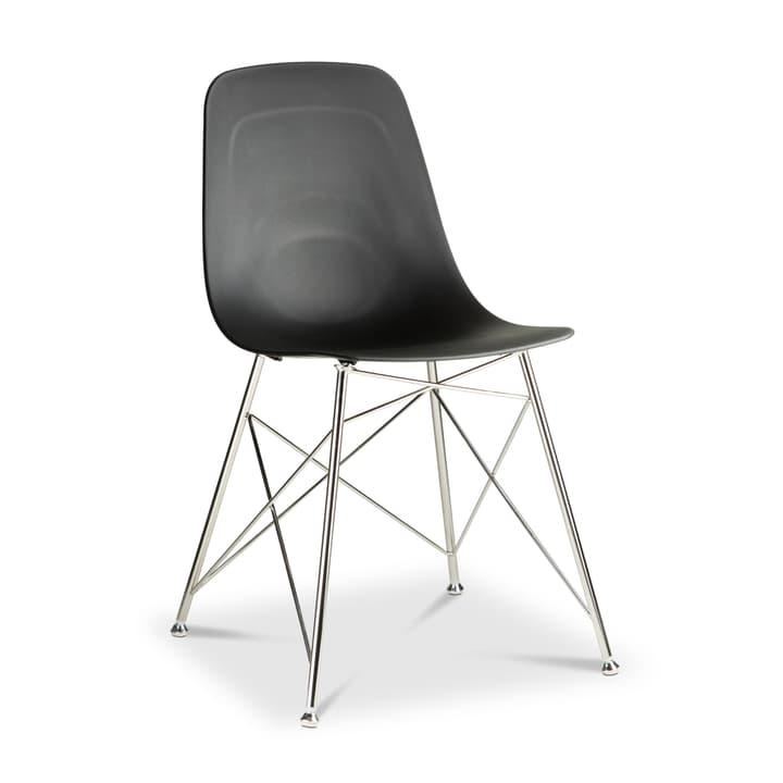 SEDIA Stuhl 366152900000 Farbe Schwarz Grösse B: 45.0 cm x T: 41.5 cm x H: 84.5 cm Bild Nr. 1