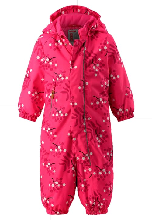 Puhuri Mädchen-Skioverall Reima 472357009229 Farbe pink Grösse 92 Bild-Nr. 1