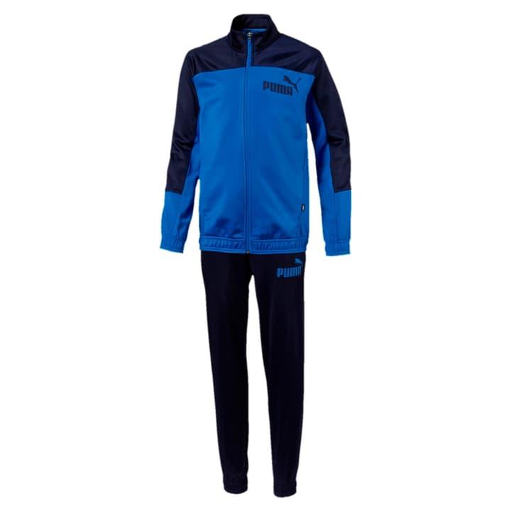 Poly Graphic Suit Survêtement pour garçon Puma 464571812840 Couleur bleu Taille 128 Photo no. 1