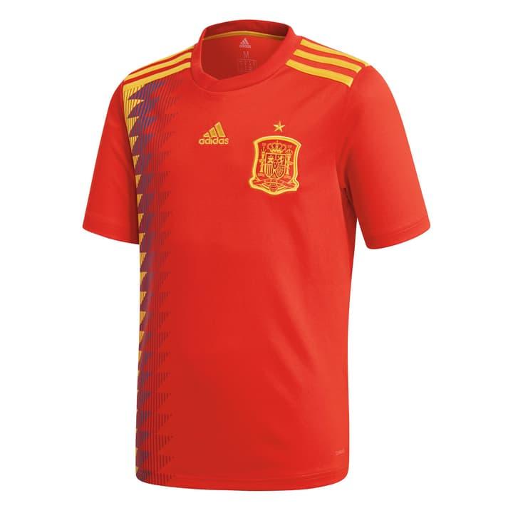 FEF Home Jersey Youth Réplique pour enfant España Adidas 464556816433 Couleur rouge foncé Taille 164 Photo no. 1