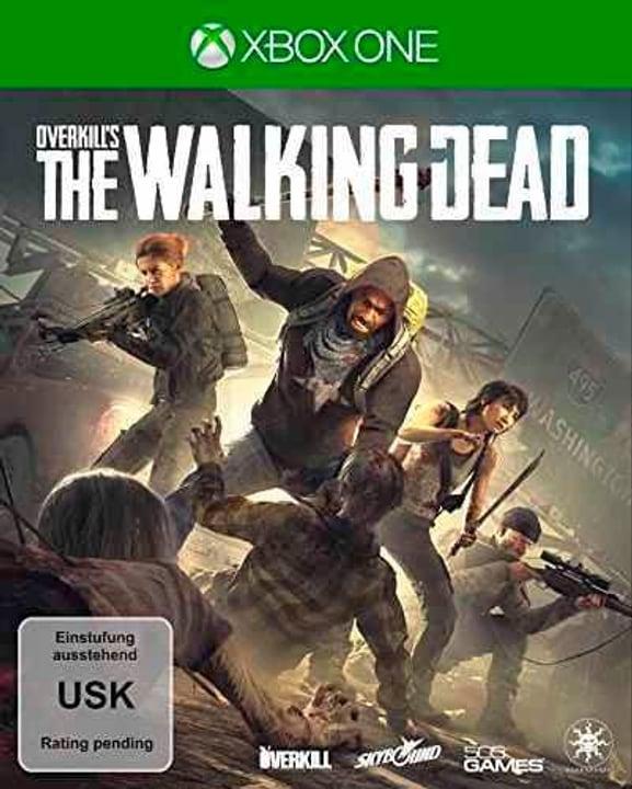 Xbox One - OVERKILL's The Walking Dead D Box 785300140284 N. figura 1