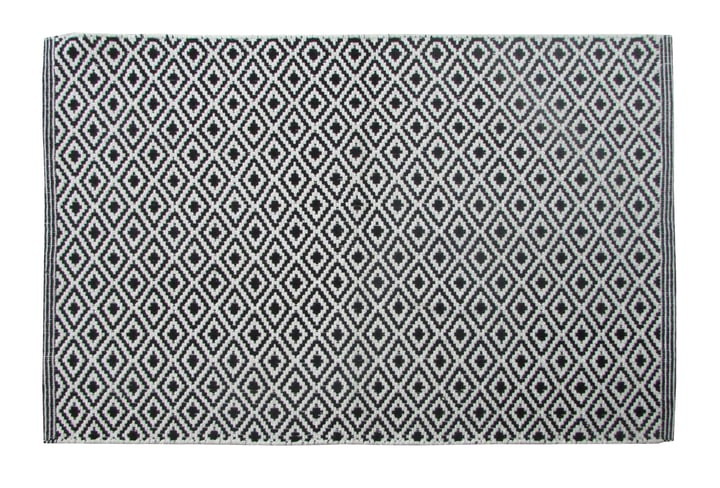 ELOI Tapis de bain 453025051220 Couleur Noir Dimensions L: 60.0 cm x H: 90.0 cm Photo no. 1