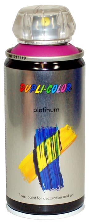 Vernice spray Platinum opaco Dupli-Color 660824900000 Colore Porpora Contenuto 150.0 ml N. figura 1