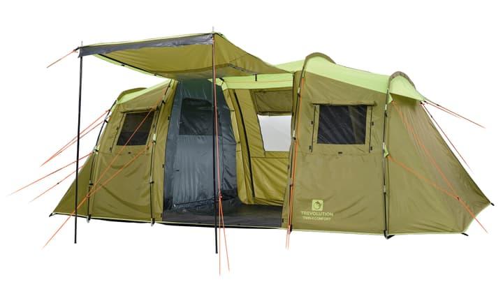 Twin 4 Comfort Tente 4 pour personnes Trevolution 490537700000 Photo no. 1