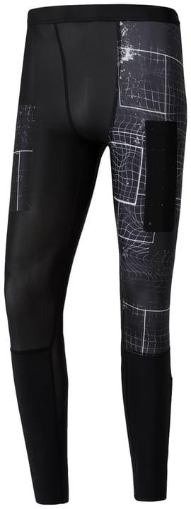 RC Comp Leggins pour homme Reebok 460990400320 Couleur noir Taille S Photo no. 1