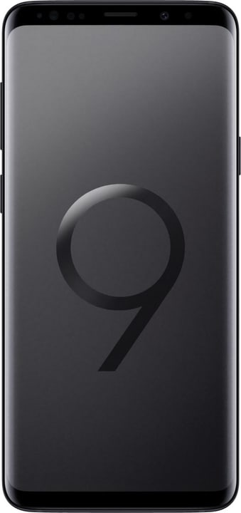 Galaxy S9+ Midnight Black Smartphone Samsung 794627500000 N. figura 1