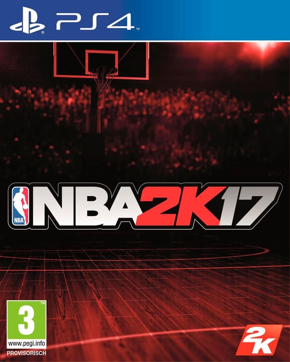 PS4 - NBA 2K17 785300121086 Bild Nr. 1