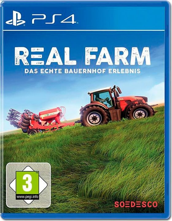 PS4 - Real Farm Sim D Physique (Box) 785300130265 Photo no. 1