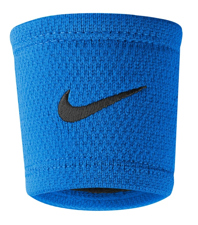 Dri-Fit Stealth Serre-poignets mince Nike 473216699940 Couleur bleu Taille One Size Photo no. 1
