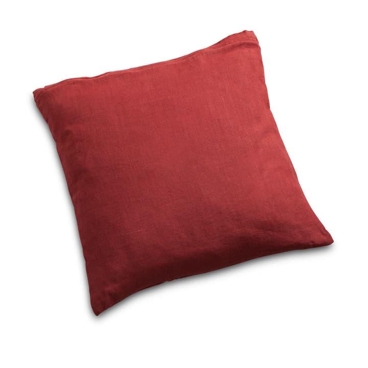 LILJA Coussin décoratif 378080900000 Couleur Rouge foncé Dimensions L: 50.0 cm x P: 50.0 cm Photo no. 1