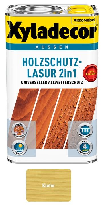 Holzschutzlasur Kiefer 750 ml XYLADECOR 661776000000 Farbe Kiefer Inhalt 750.0 ml Bild Nr. 1