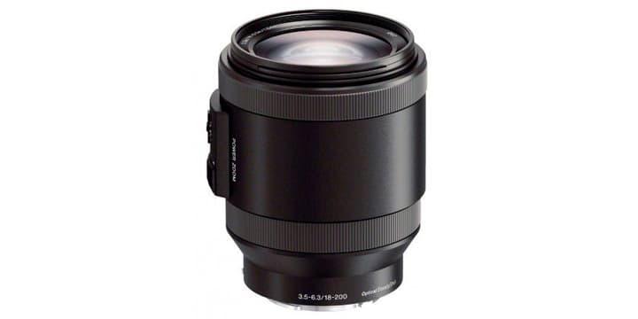 E 18-200mm F/3.5-6.3 (SELP18200) Objektiv Sony 785300125918 Bild Nr. 1