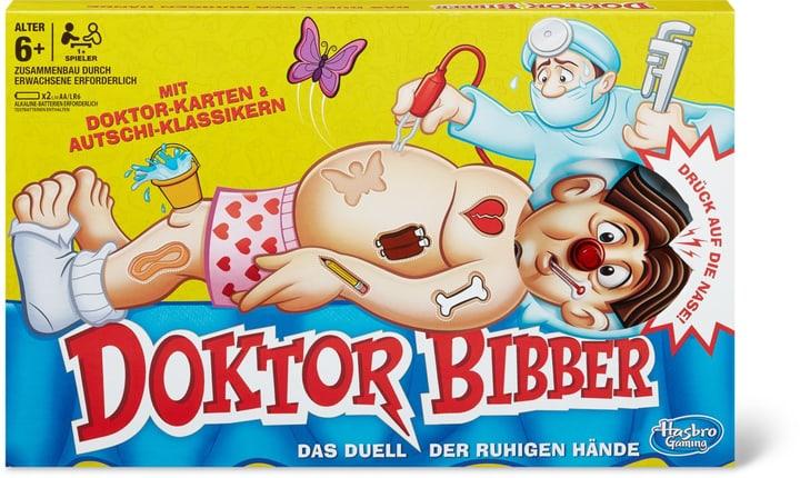Dr Bibber (D) 748907890000 Lengua Tedesco N. figura 1