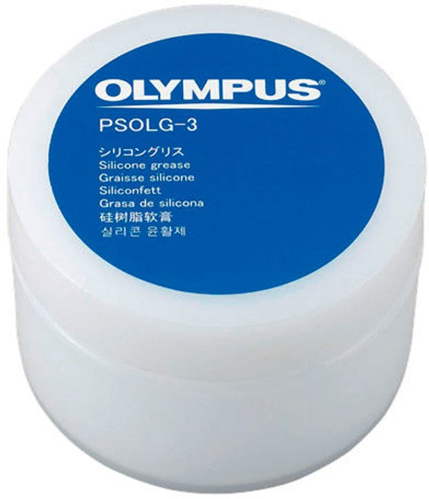 PSOLG-3 Silikonfett Olympus 785300135144 Bild Nr. 1