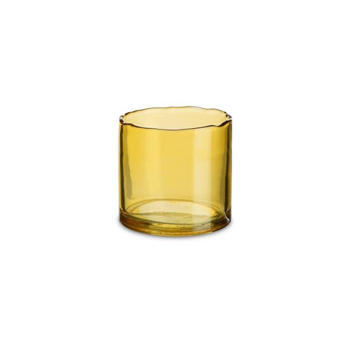 TAMI Teelichthalter 390237700000 Grösse H: 7.5 cm Farbe Gelb Bild Nr. 1