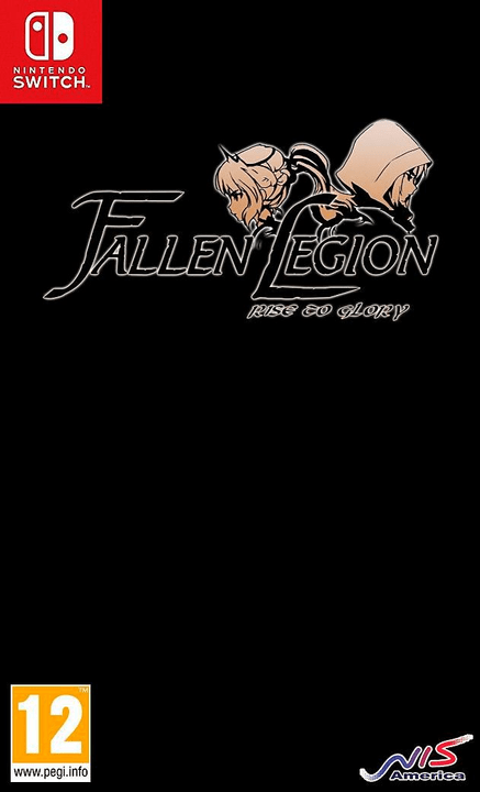 Switch - Fallen Legion: Rise to Glory (D) Box 785300132141 Photo no. 1
