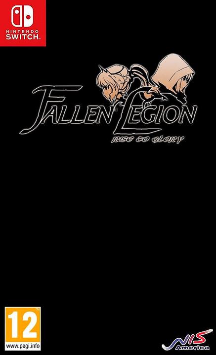 Switch - Fallen Legion: Rise to Glory (D) Physisch (Box) 785300132141 Bild Nr. 1