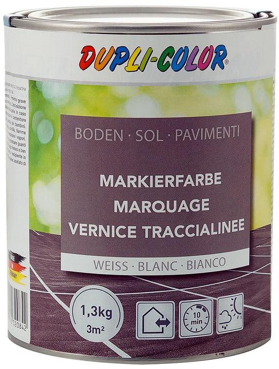 Bodenmarkierfarbe Dupli-Color 660564400000 Farbe Weiss Inhalt 750.0 ml Bild Nr. 1