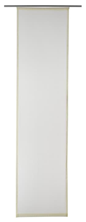GASPAR Panneau japonais 430569030460 Couleur Vert Dimensions L: 60.0 cm x H: 245.0 cm Photo no. 1