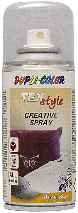 vernice spray per tessuti Dupli-Color 665351600000 Colore Argenteo N. figura 1
