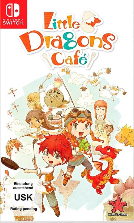 NSW - Little Dragons Cafe (F) Box 785300137826 Photo no. 1