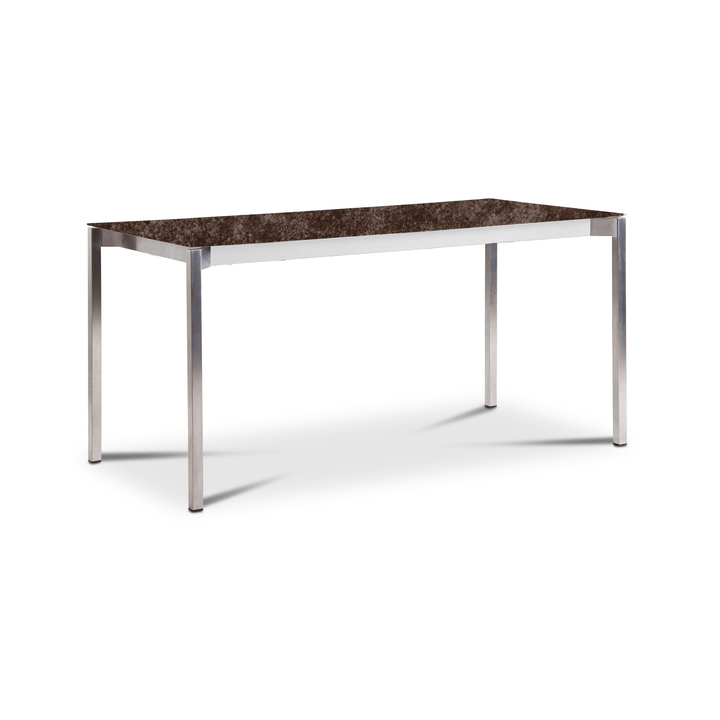 LUZON Table 368072500000 Dimensions L: 180.0 cm x P: 90.0 cm x H: 75.0 cm Couleur Bronze Photo no. 1