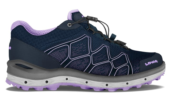 Aerox GTX Lo Chaussures polyvalentes pour femme Lowa 460898443540 Couleur bleu Taille 43.5 Photo no. 1