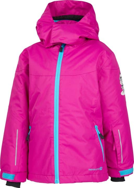 Veste de ski pour fille Trevolution 472354311045 Couleur violet Taille 110 Photo no. 1