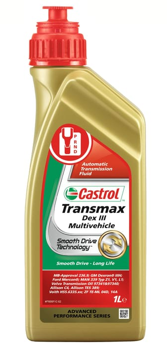 Huile à engrenages Transmax DexIII Multivehicle Castrol 620182200000 Photo no. 1
