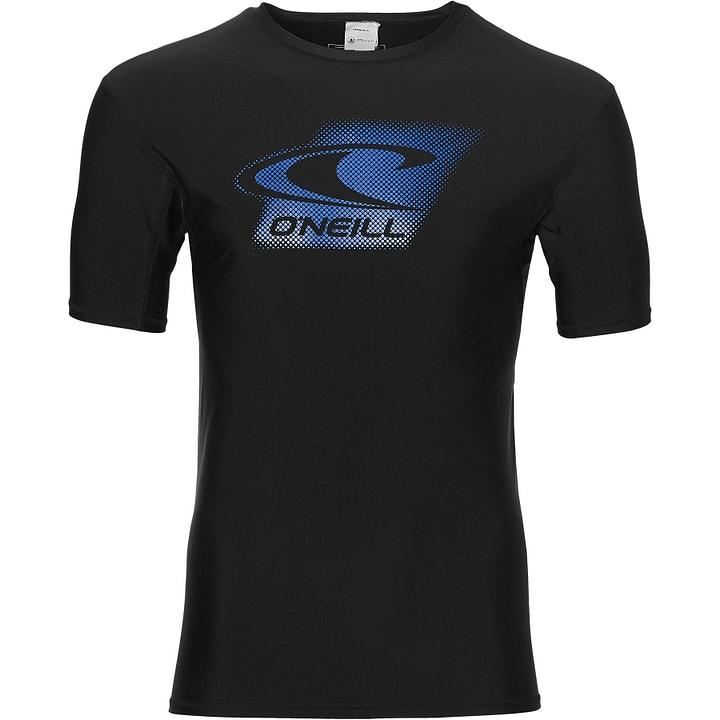 PM CREEK S/SLV RASHGUARD T-shirt de surf pour homme O'Neill 463111200320 Couleur noir Taille S Photo no. 1