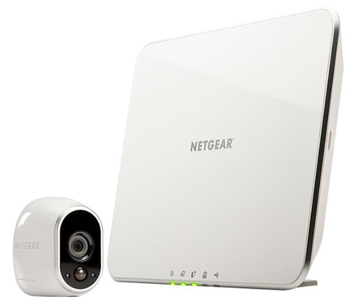 Arlo Sicherheitssystem mit 1 HD-Kamera Netgear 797967300000 Bild Nr. 1
