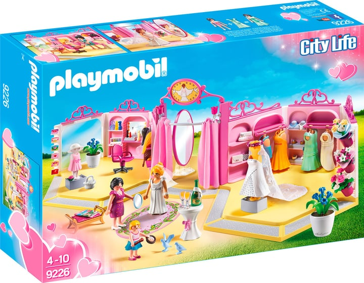 Playmobil City Life Boutique dell Sposa 9226 746086100000 N. figura 1