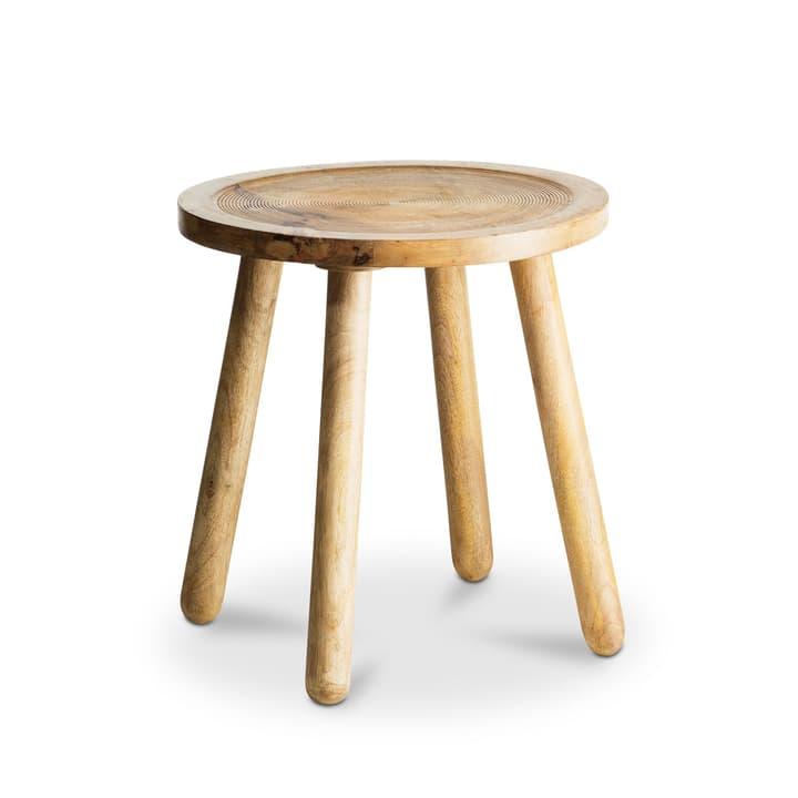 TRIXI Table d'appoint 362016002601 Dimensions L: 43.0 cm x P: 43.0 cm x H: 45.0 cm Couleur Brun Photo no. 1