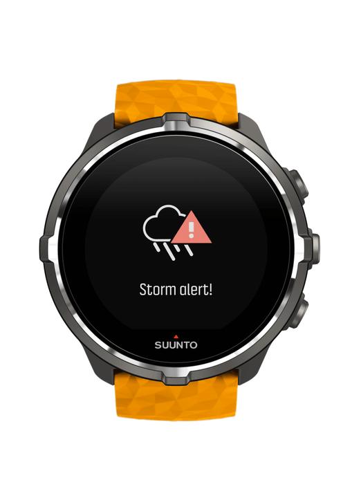 Spartan Sport Wrist HR Baro Montre multisportive Suunto 463027600050 Couleur jaune Taille One Size Photo no. 1