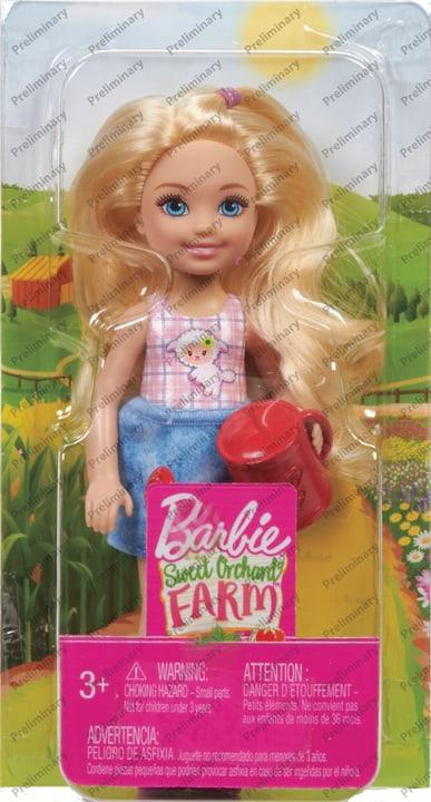 Barbie GCK62 Farm Chelsea 746568000000 Photo no. 1
