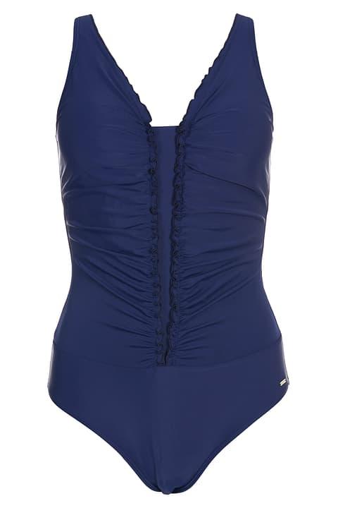 Costume intero da donna Extend 462134803843 Colore blu marino Taglie 38 N. figura 1