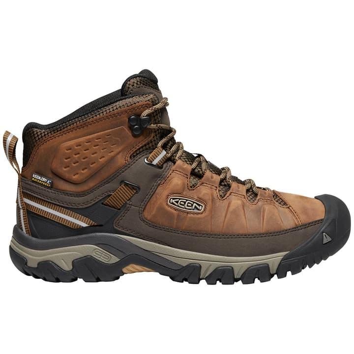 Targhee III Mid WP Chaussures de randonnée pour homme Keen 473308240570 Couleur brun Taille 40.5 Photo no. 1
