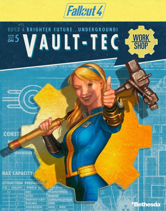 PC - Fallout 4 Vault-Tec Workshop Numérique (ESD) 785300133798 Photo no. 1