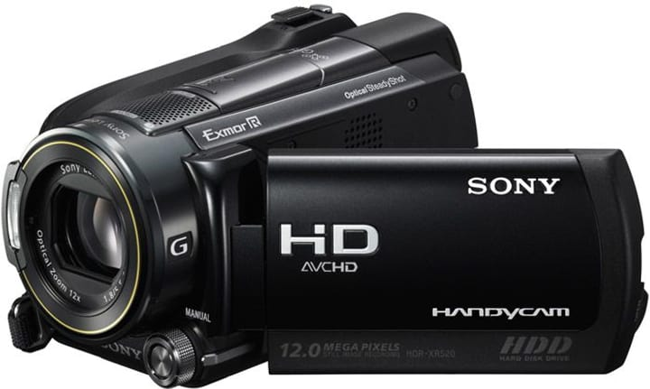 L-Sony HDR-XR520VE Sony 79380720000009 Photo n°. 1