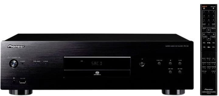 PD-50-K Lettore Super Audio CD nero Pioneer 785300122798 N. figura 1