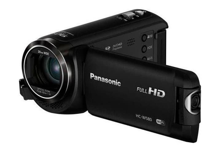 HC-W580EG-K Full-HD Camcorder Panasonic 785300124117 Photo no. 1