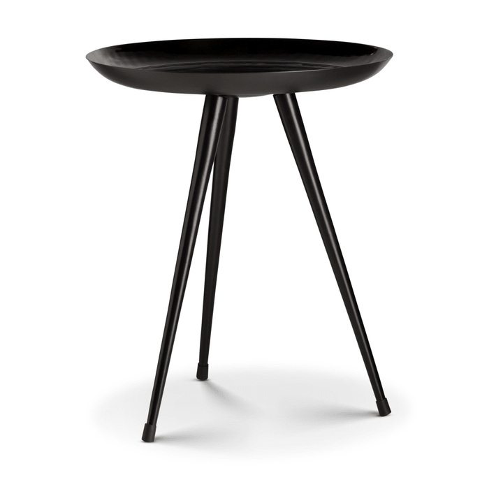 LENNY Table d'appoint, noir 362087900000 Photo no. 1