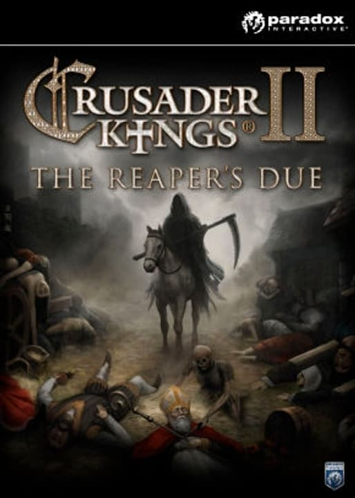 PC/Mac - Crusader Kings II: The Reaper's Due Download (ESD) 785300134196 N. figura 1