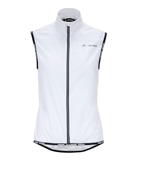 Women's Air Vest II Coupe-vent pour femme Vaude 461324703610 Couleur blanc Taille 36 Photo no. 1