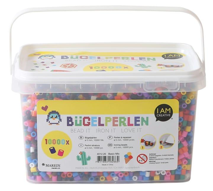Perlini stiratura basic Mix 5'000 pzz. 666540800270 Colore Multicolore N. figura 1