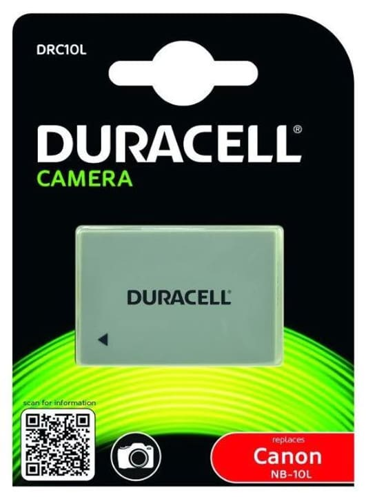 Batteria Duracell NB-10L Canon Replika 9000031199 No. figura 1