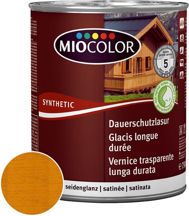 Vernice trasparente lunga durata Larice 2.5 l Miocolor 661121400000 Colore Larice Contenuto 2.5 l N. figura 1